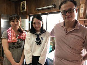 金田萌黄と辻沢綾香と岸さん