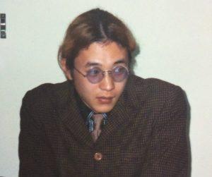 若いときの寺内康太郎